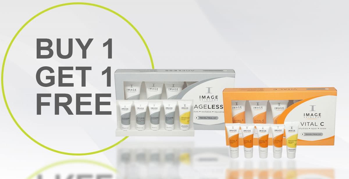 Havana Skin Clinic Image Trial Kits Bogo Free